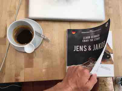 Jens and Jakob - bonus material for readers
