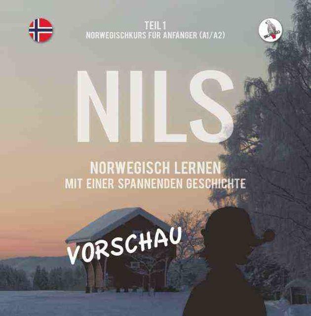 """Norwegischbuch """"Nils"""""""